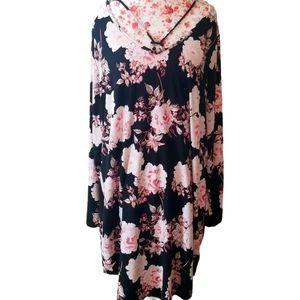 Floral Dress 3X
